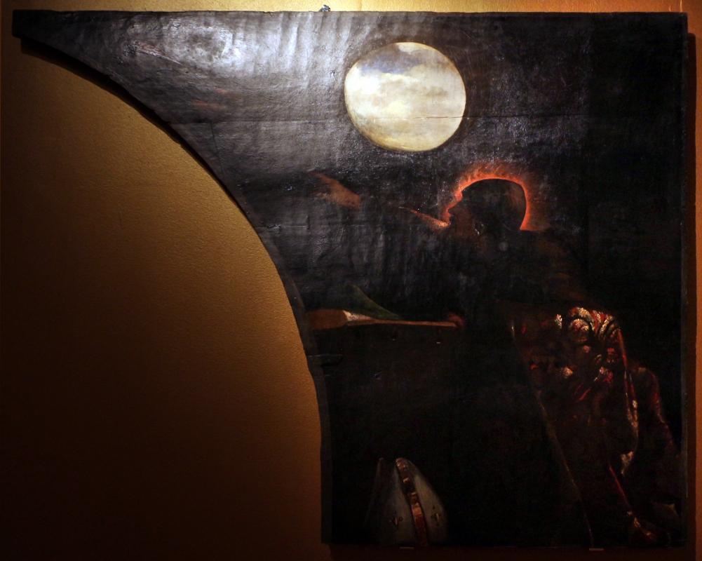 Dosso dossi, sant'agostino, 1513-20 ca., da polittico costabili in s. andrea a ferrara 00 - Sailko - Ferrara (FE)