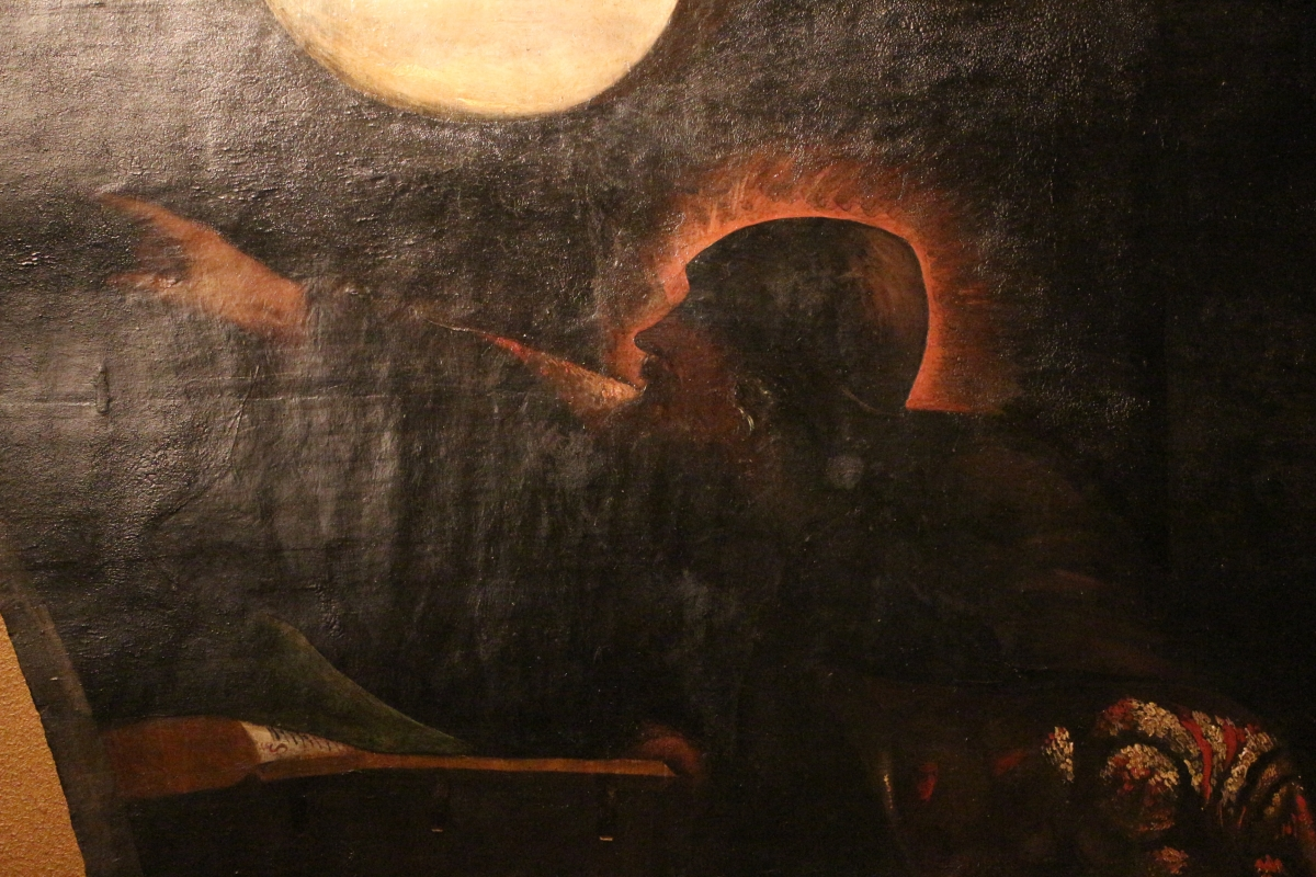 Dosso dossi, sant'agostino, 1513-20 ca., da polittico costabili in s. andrea a ferrara 03 - Sailko - Ferrara (FE)