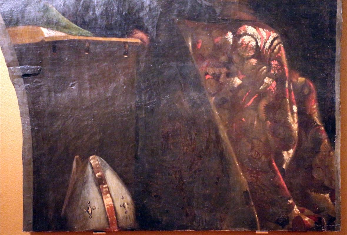 Dosso dossi, sant'agostino, 1513-20 ca., da polittico costabili in s. andrea a ferrara 04 - Sailko - Ferrara (FE)