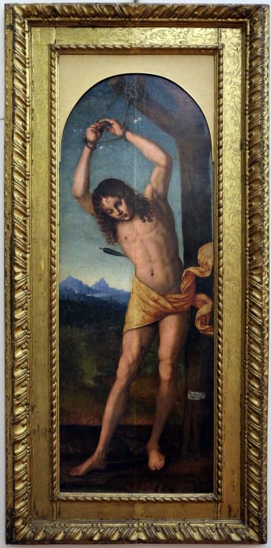 Francesco zaganelli, san sebastiano, 1513 - Sailko - Ferrara (FE)
