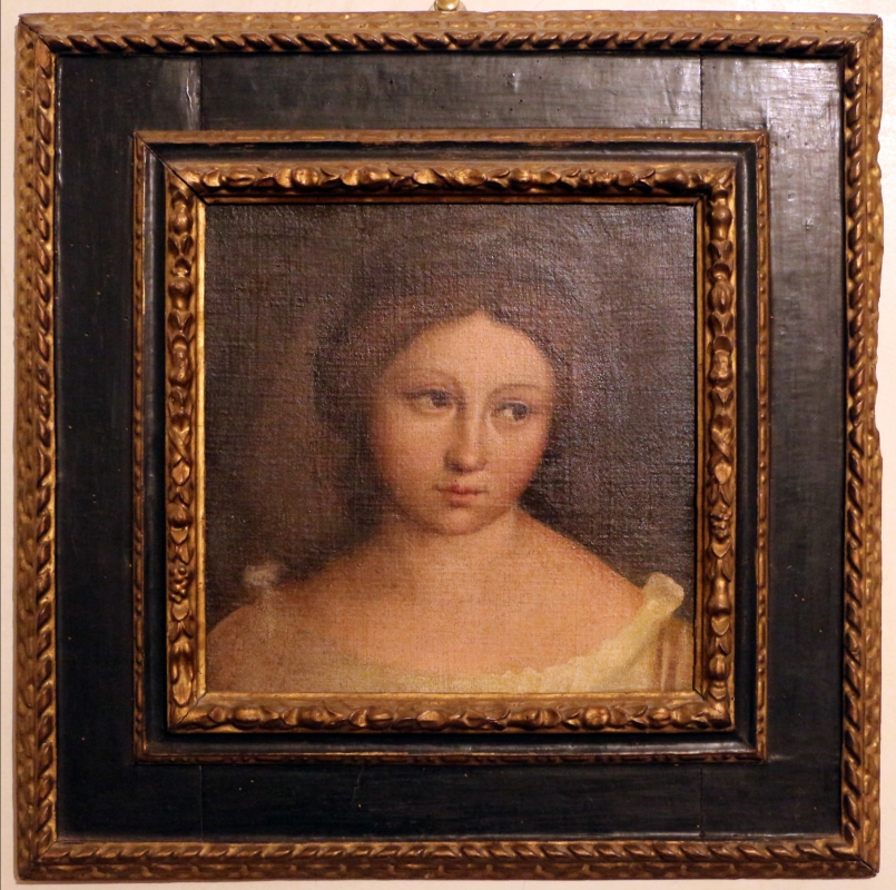 Garofalo, busto di donna, 01 - Sailko - Ferrara (FE)