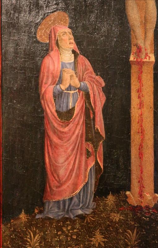 Giovan francesco da rimini, crocifissione, 1450-70 ca. 02 - Sailko - Ferrara (FE)