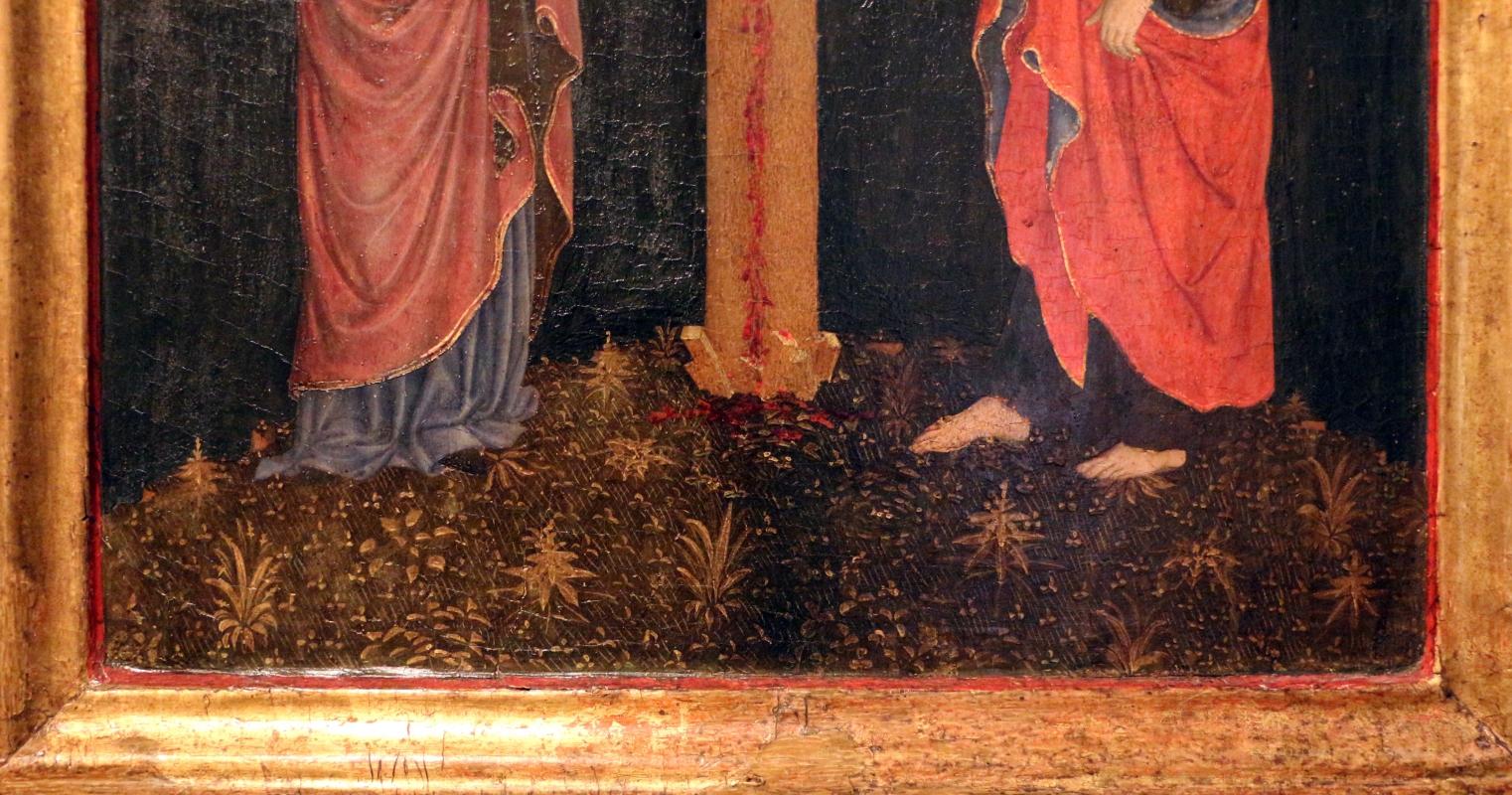 Giovan francesco da rimini, crocifissione, 1450-70 ca. 03 prato - Sailko - Ferrara (FE)