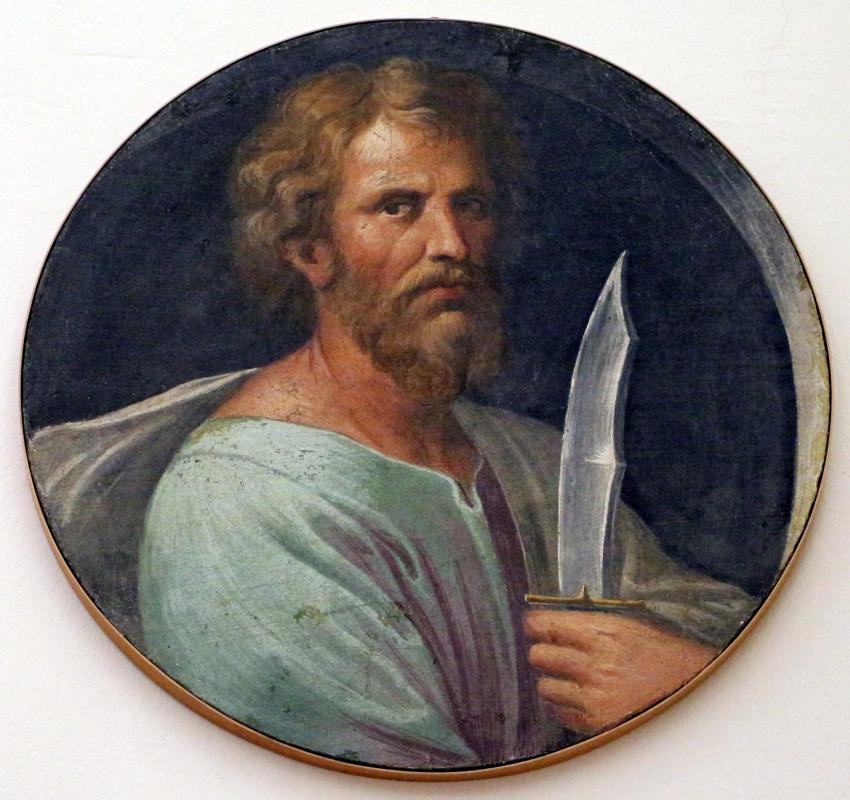 Girolamo da carpi, san bartolomeo, dal convento di s. giorgio a ferrara - Sailko - Ferrara (FE)