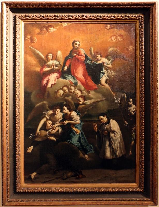 Giuseppe maria e luigi crespi, estasi di san stanislao kostka - Sailko - Ferrara (FE)