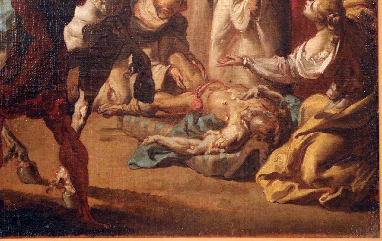Giuseppe maria e luigi crespi, miracolo di san francesco saverio, 02 - Sailko - Ferrara (FE)