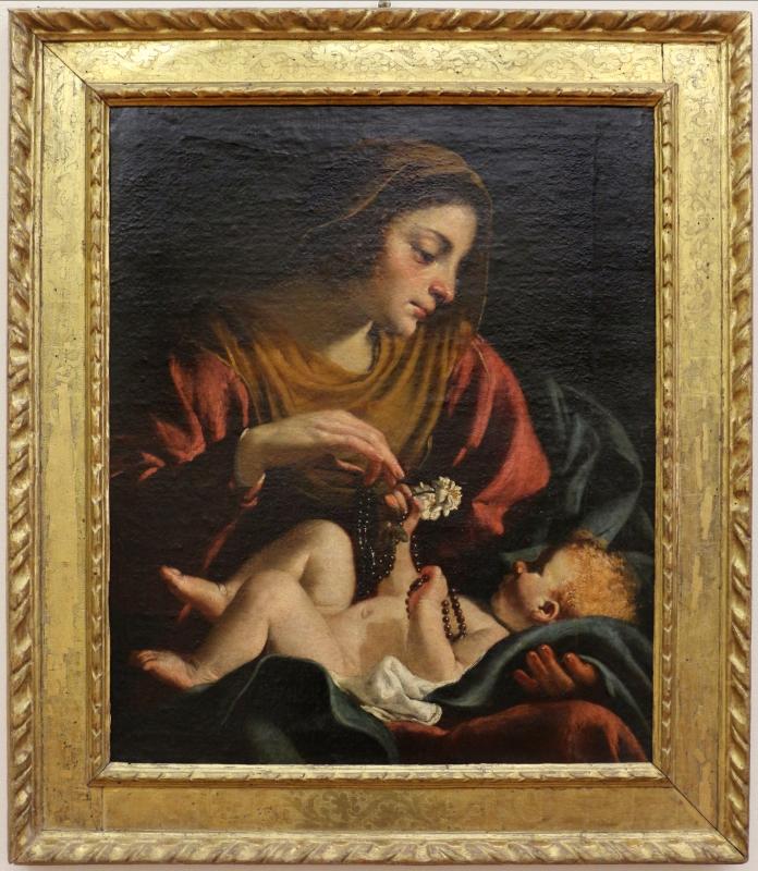 Guido cagnacci, madonna col bambino, 01 - Sailko - Ferrara (FE)