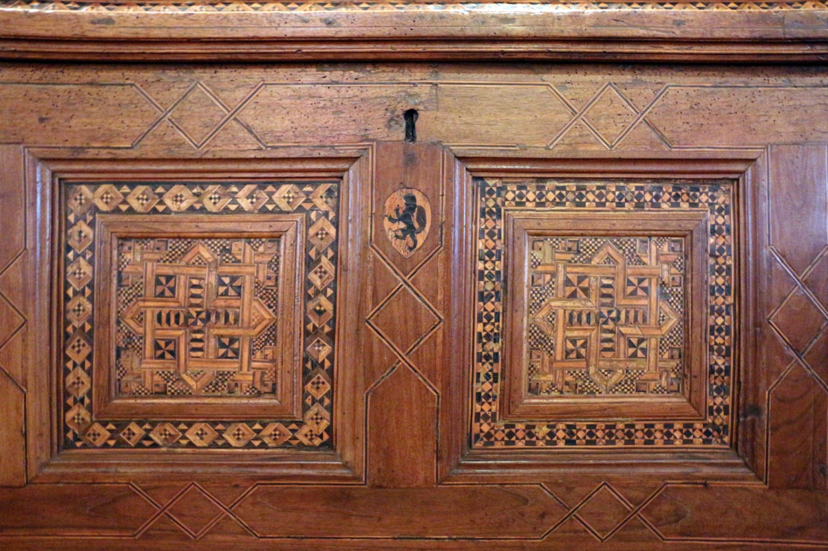 Italia settentrionale, cassone, 1490-1510 ca. 02 - Sailko - Ferrara (FE)