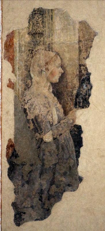 Michele coltellini, garofalo e nicolò pisano, storie della vergine e ritratti di committenti, 1499, dall'oratorio di s.m. della concezione o della scala a ferrara 11 - Sailko - Ferrara (FE)