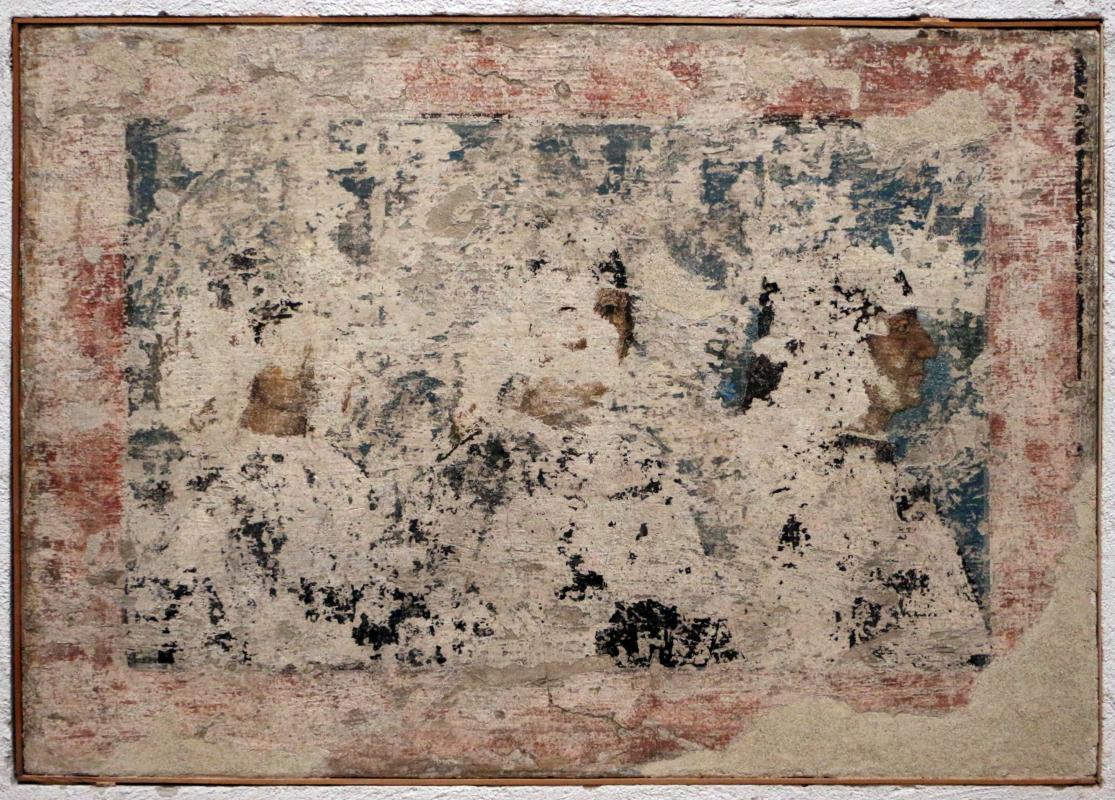 Michele coltellini, garofalo e nicolò pisano, storie della vergine e ritratti di committenti, 1499, dall'oratorio di s.m. della concezione o della scala a ferrara 15 - Sailko - Ferrara (FE)
