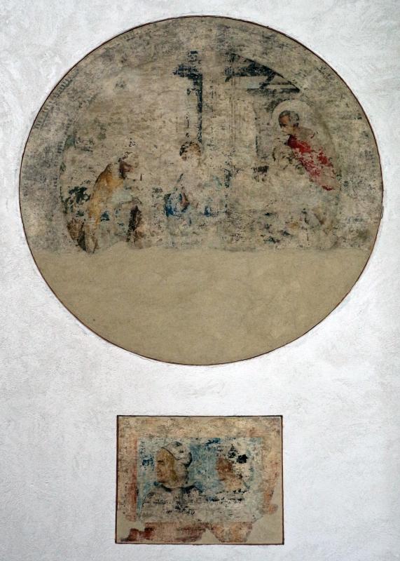 Michele coltellini, garofalo e nicolò pisano, storie della vergine e ritratti di committenti, 1499, dall'oratorio di s.m. della concezione o della scala a ferrara 17 - Sailko - Ferrara (FE)