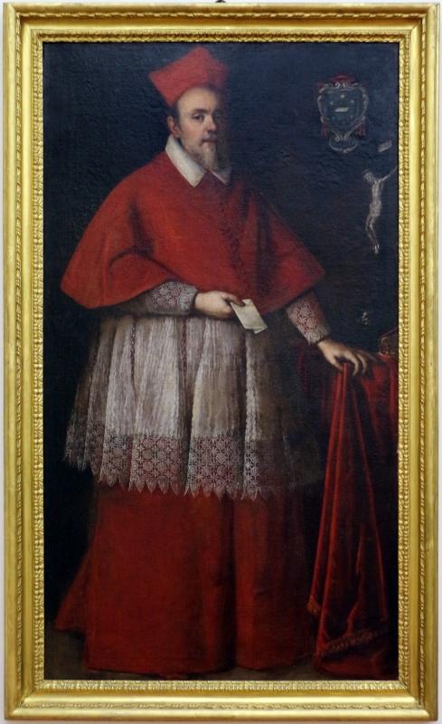 Ottavio leoni, ritratto del cardinale francesco sacrati, 1600-30 ca - Sailko - Ferrara (FE)