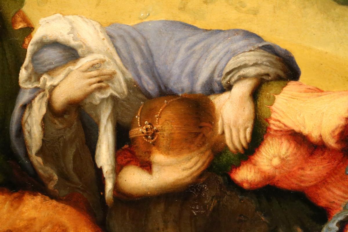 Piero di cosimo, perseo libera andromeda, 1510-13 (uffizi) 11 - Sailko - Ferrara (FE)