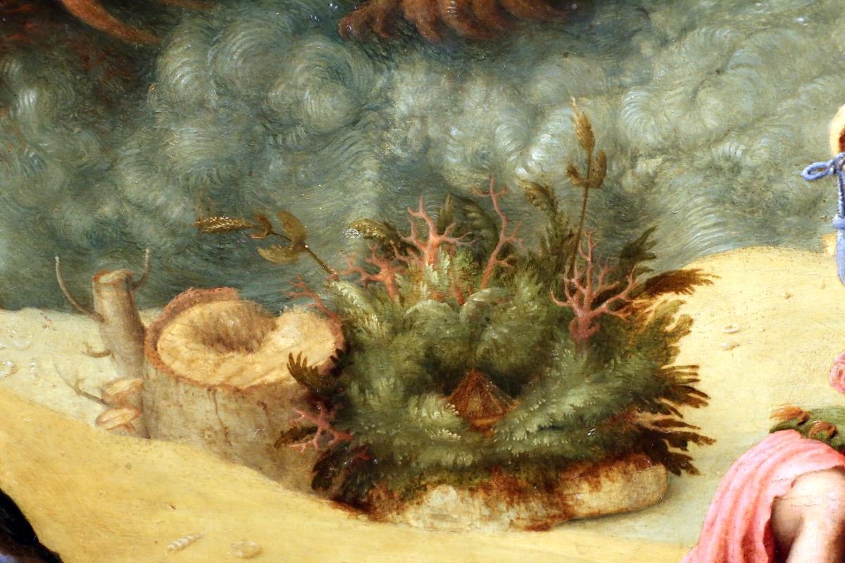 Piero di cosimo, perseo libera andromeda, 1510-13 (uffizi) 20 ceppo - Sailko - Ferrara (FE)