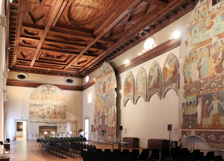 Pinacoteca nazionale di ferrara, salone di palazzo dei diamanti 05 - Sailko - Ferrara (FE)