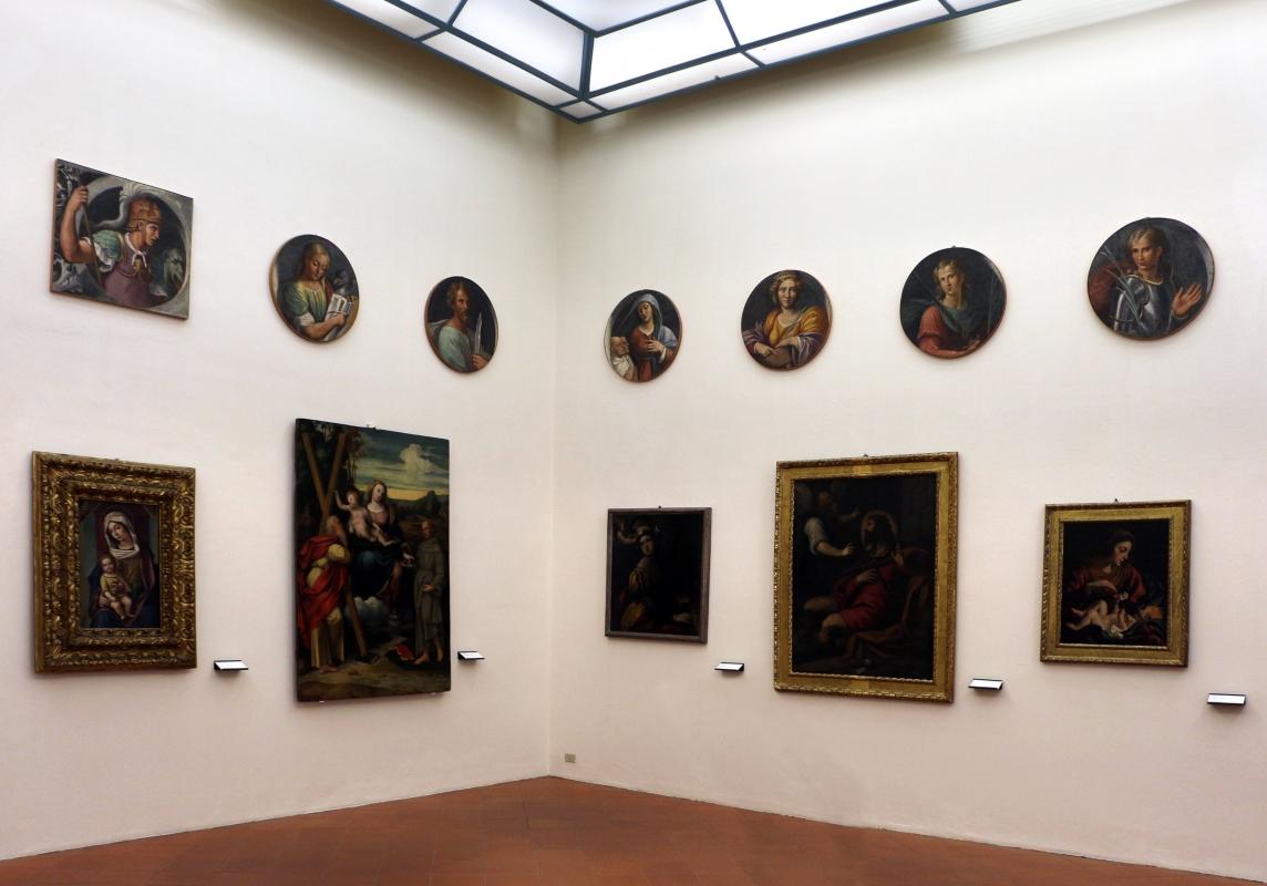 Pinacoteca nazionale di ferrara, una sala 01 - Sailko - Ferrara (FE)