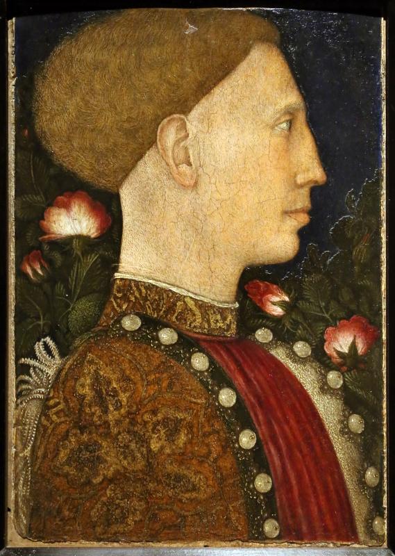 Pisanello, ritratto di leonello d'este, 1441, 01 - Sailko - Ferrara (FE)