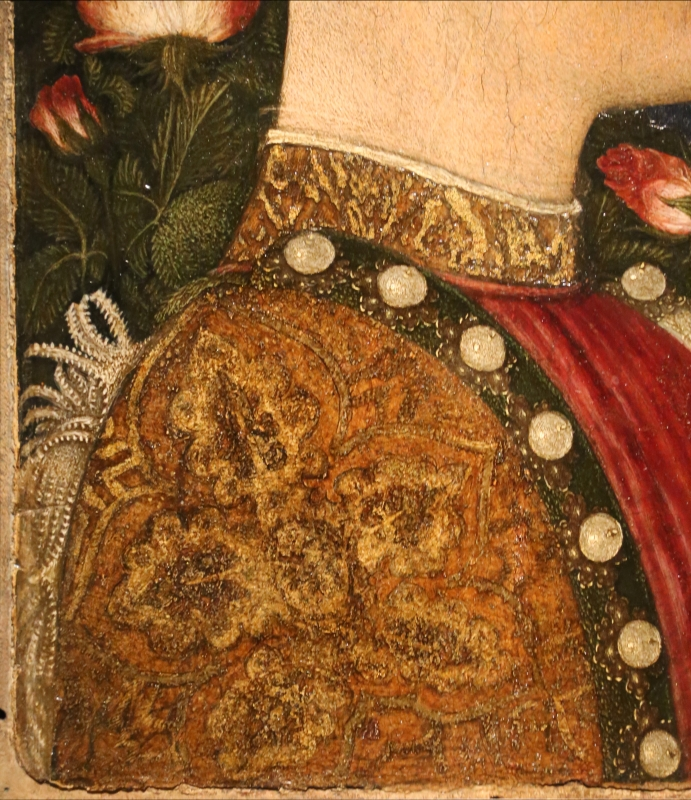 Pisanello, ritratto di leonello d'este, 1441, 02 - Sailko - Ferrara (FE)