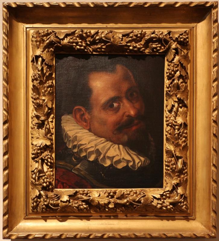 Pittore fiammingo, ritratto di gentiluomo, xvii secolo - Sailko - Ferrara (FE)