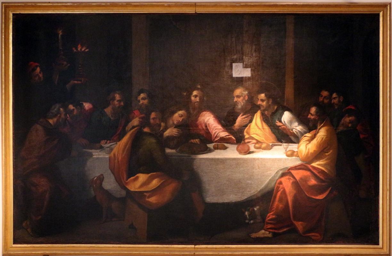 Scarsellino, ultima cena, 1570-1610 ca - Sailko - Ferrara (FE)