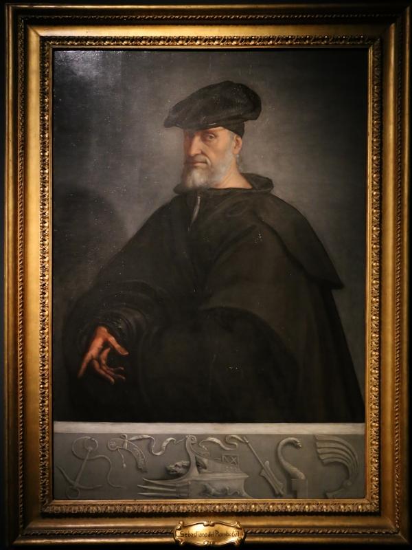 Sebastiano del piombo, ritratto di andrea doria, 1526 (ge, villa del principe) 01 - Sailko - Ferrara (FE)