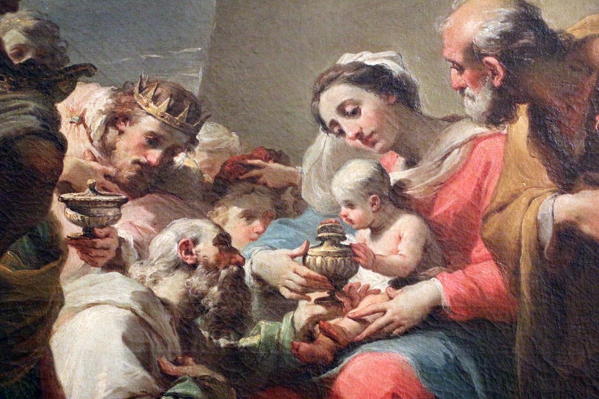 Ubaldo gandolfi, adorazione dei magi, 02 - Sailko - Ferrara (FE)