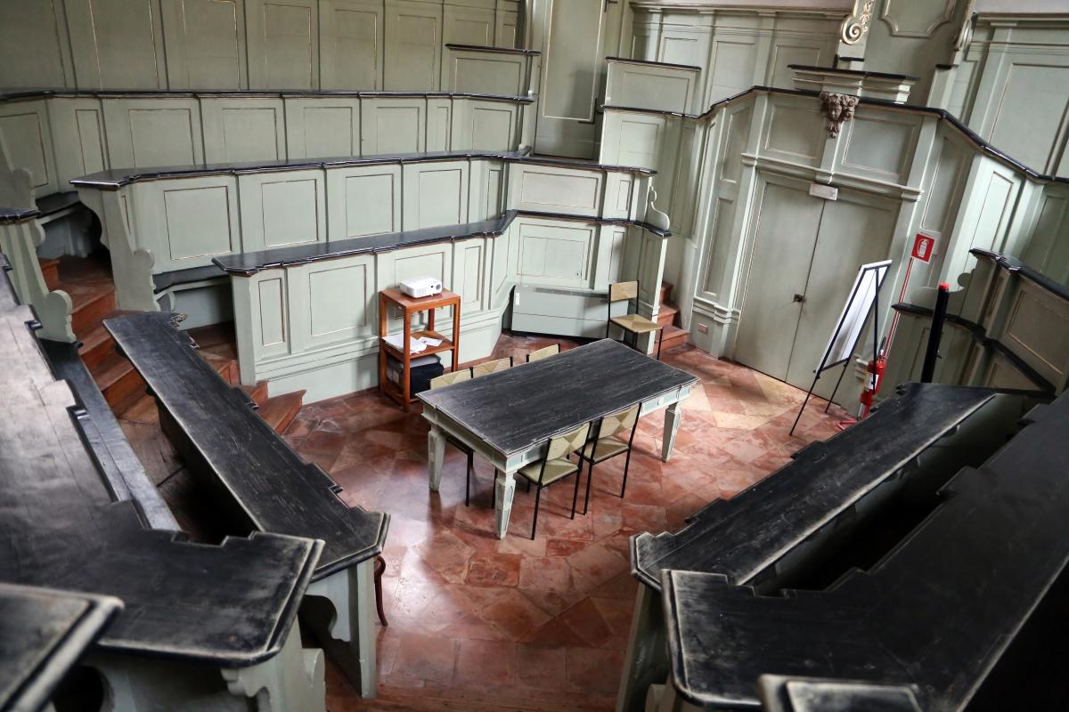 Ferrara, palazzo paradiso, teatro anatomico 06 - Sailko - Ferrara (FE)