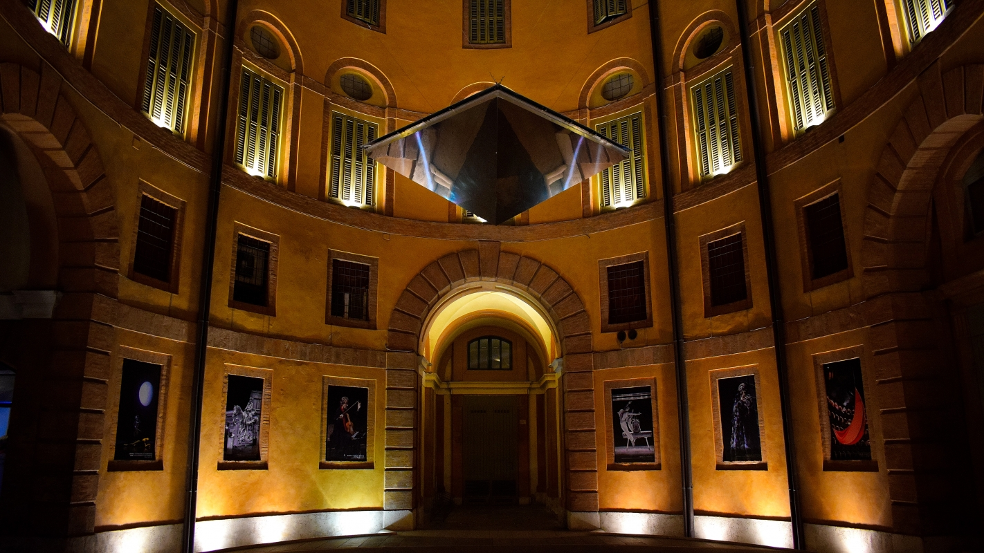 Teatro Comunale sca - Samcatta - Ferrara (FE)