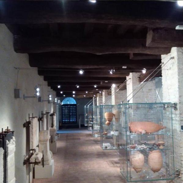 Museo Civico di Belriguardo sezione Archeologica - Alessandro1965B - Voghiera (FE)