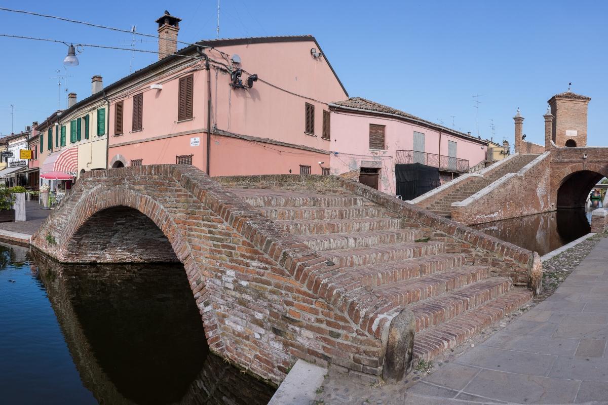 Un piccolo Ponte - Vanni Lazzari - Comacchio (FE)