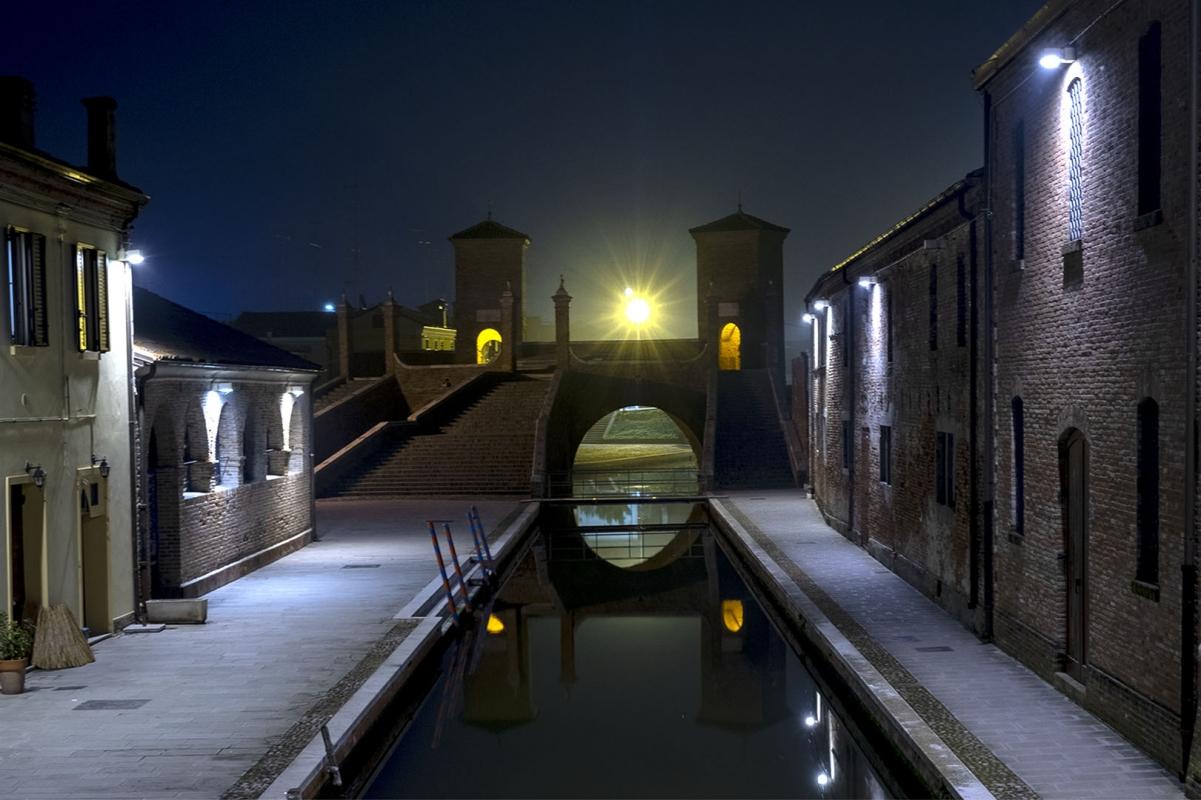 Tre ponti comacchio - TIEGHI MAURIZIO - Comacchio (FE)