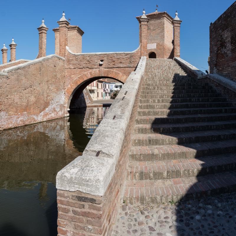 Trepponti Comacchio - Vanni Lazzari - Comacchio (FE)