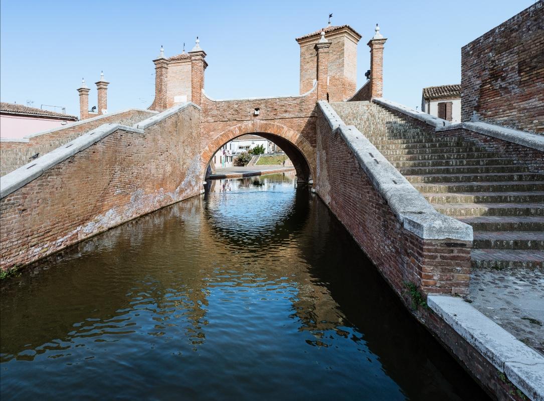 Ponte dei Trepponti - Comacchio Fe - Vanni Lazzari - Comacchio (FE)