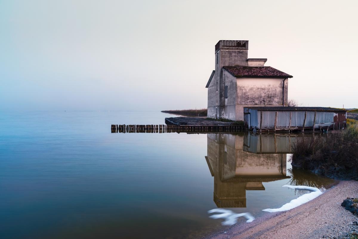 La casa del guardiano - Francesco-1978 - Comacchio (FE)