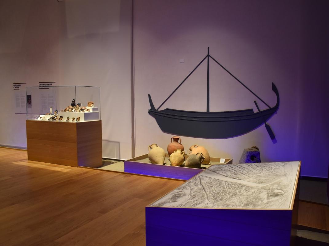 Museo Delta Antico (Comacchio) 06 - Nicola Quirico - Comacchio (FE)