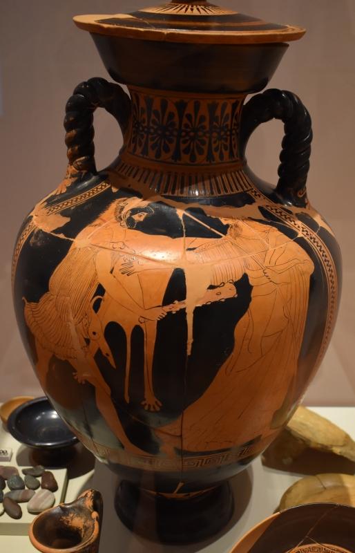 Museo Delta Antico (Comacchio) 04 Eracle e Nereo - Nicola Quirico - Comacchio (FE)