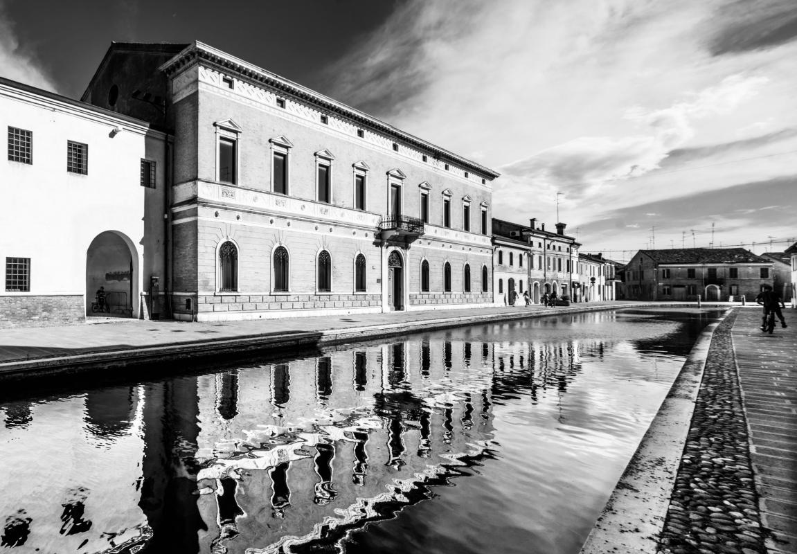 Palazzo Bellini - Vanni Lazzari - Comacchio (FE)