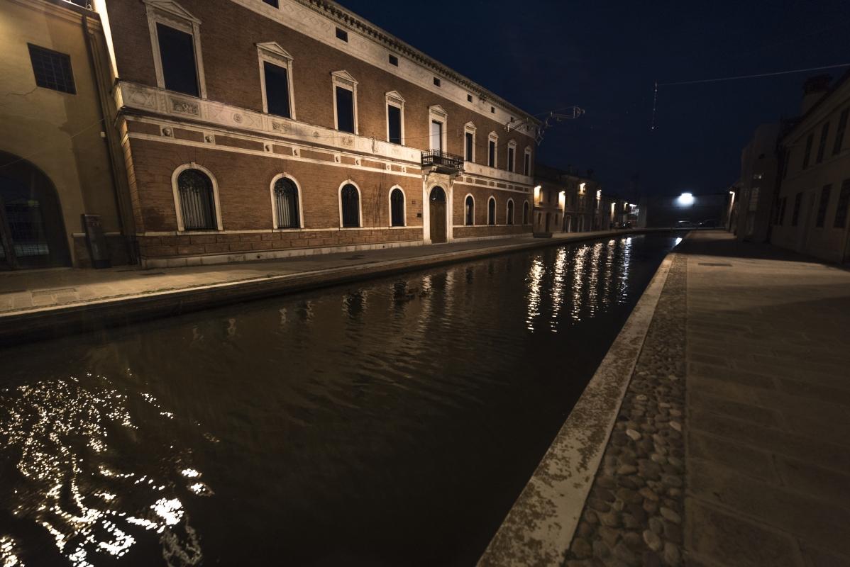 Palazzo Bellini by night - Quart1984 - Comacchio (FE)