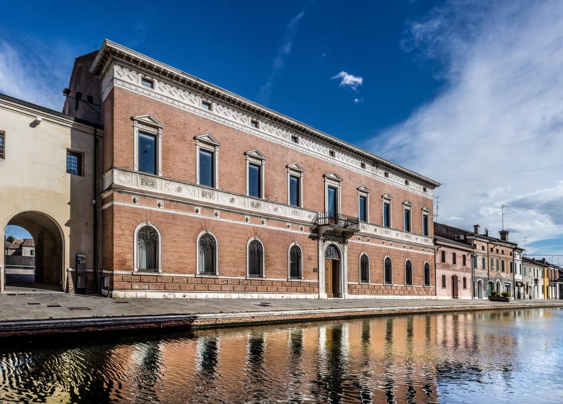 Palazzo Bellini Comacchio - Vanni Lazzari - Comacchio (FE)