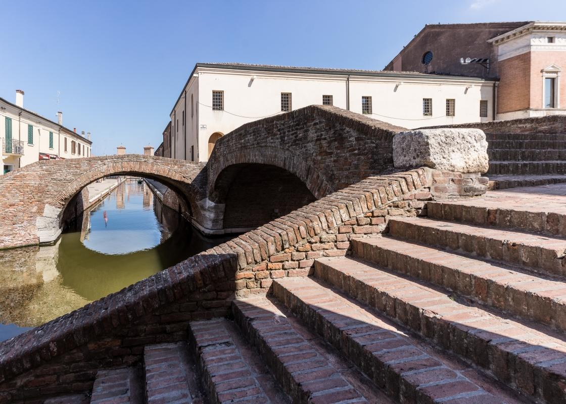 Il Ponte degli Sbirri - Vanni Lazzari - Comacchio (FE)