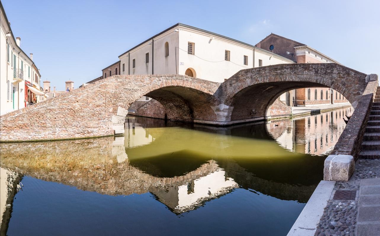 Ponte degli Sbirri - Comacchio FE - Vanni Lazzari - Comacchio (FE)