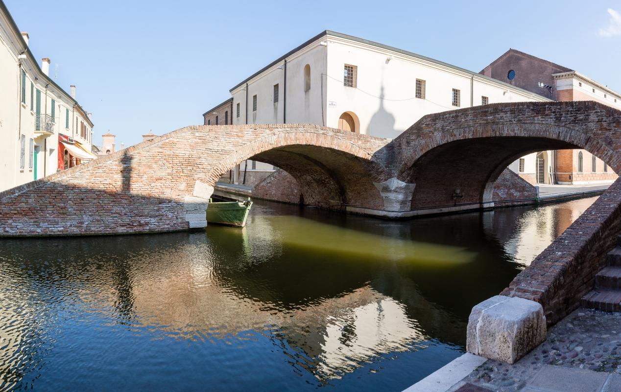 Ponte degli Sbirri Comacchio - Vanni Lazzari - Comacchio (FE)