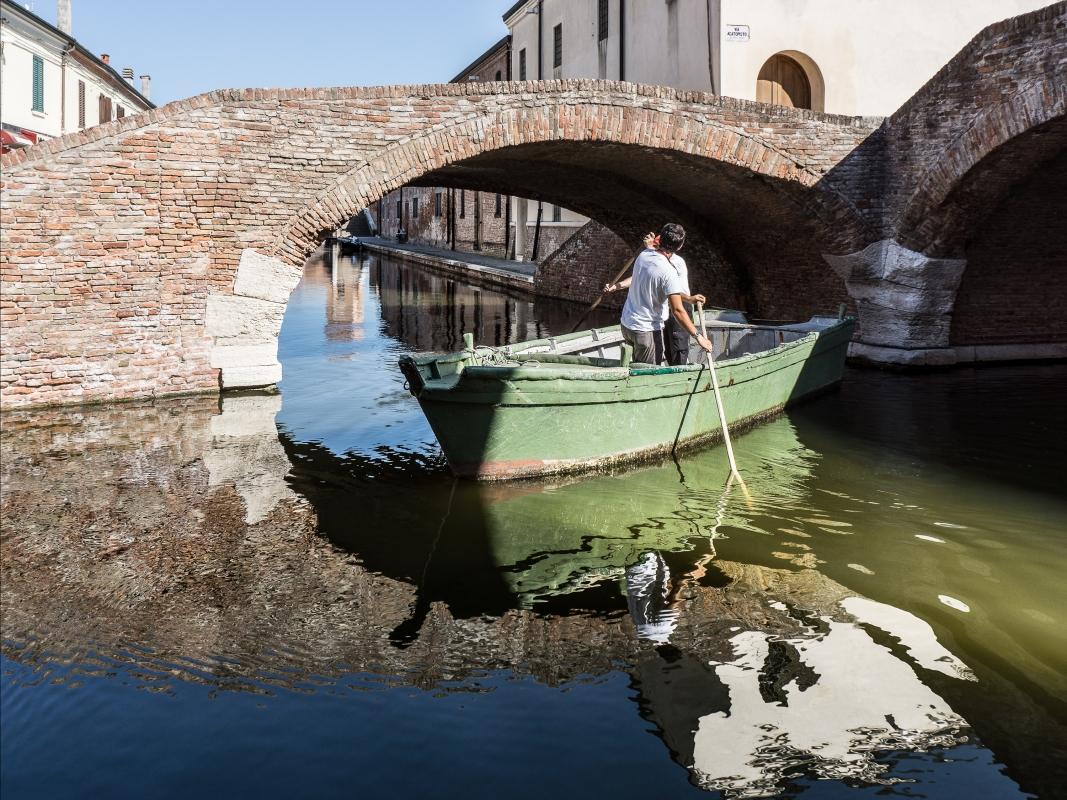 Ponte degli Sbirri - - Vanni Lazzari - Comacchio (FE)