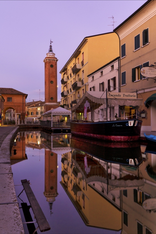 COMACCHIO TORRE CIVICA - Nbisi - Comacchio (FE)