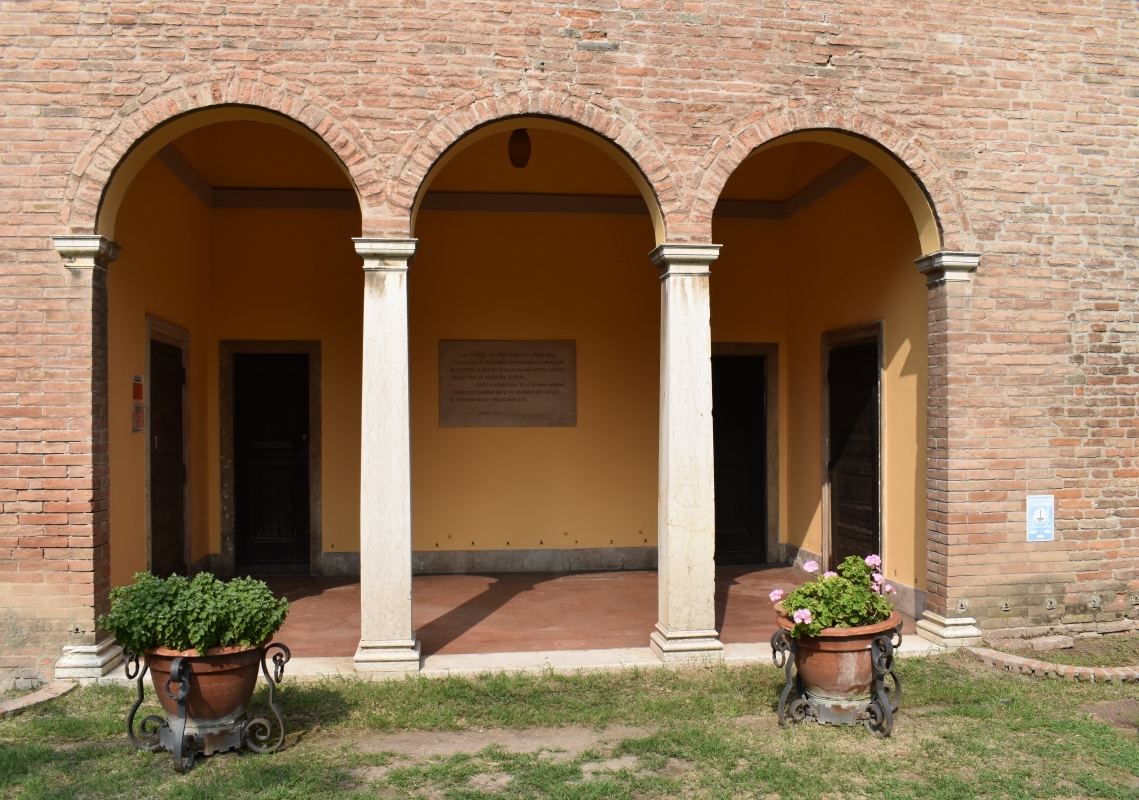 Palazzina di Marfisa d'Este (Ferrara) 01 - Nicola Quirico - Ferrara (FE)