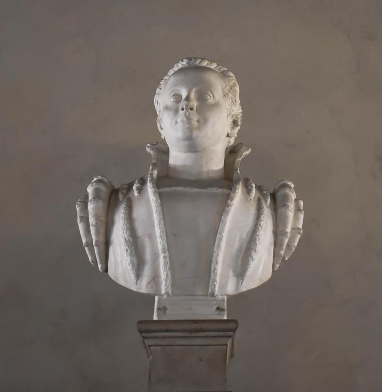 Busto femminile, Palazzina di Marfisa d'Este - Nicola Quirico - Ferrara (FE)