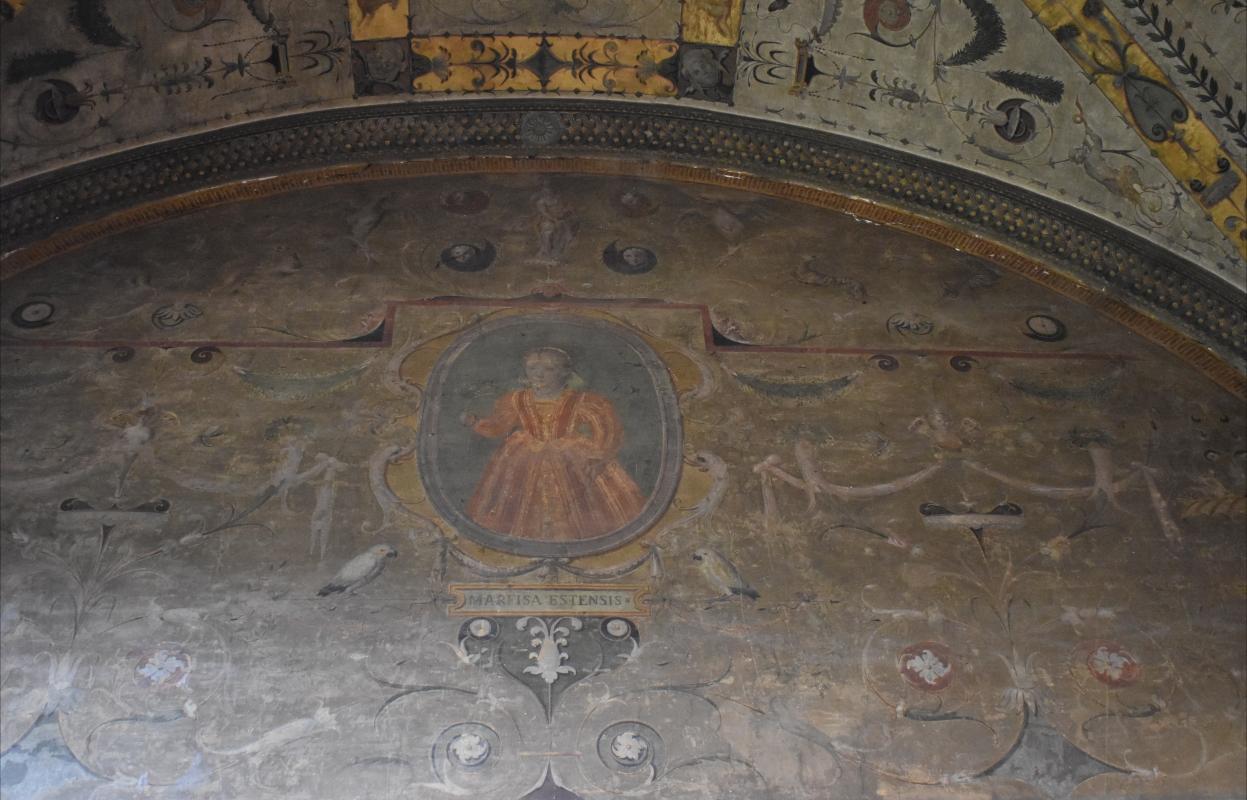 Camillo Filippi (attribuito), ritratto di Marfisa d'Este, Palazzina di Marfisa d'Este - Nicola Quirico - Ferrara (FE)