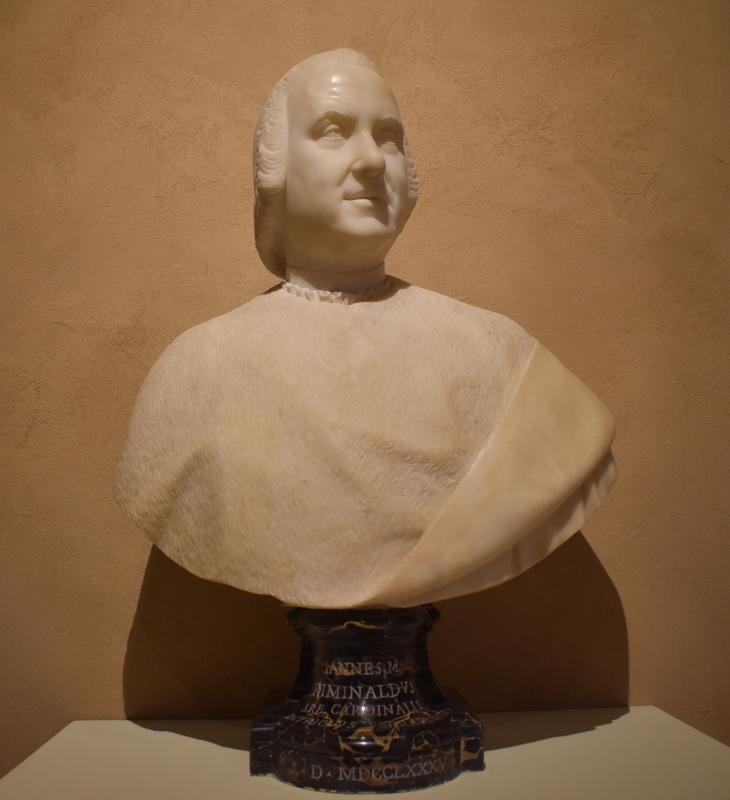 Domenico Andrea Pelliccia ritratto di Gianmaria Riminaldi Palazzo Bonacossi Ferrara - Nicola Quirico - Ferrara (FE)