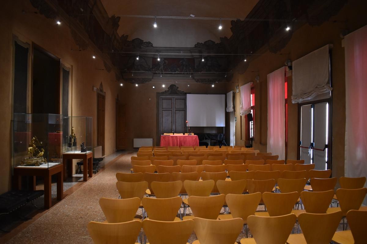 Interno Palazzo Bonacossi Ferrara 04 - Nicola Quirico - Ferrara (FE)