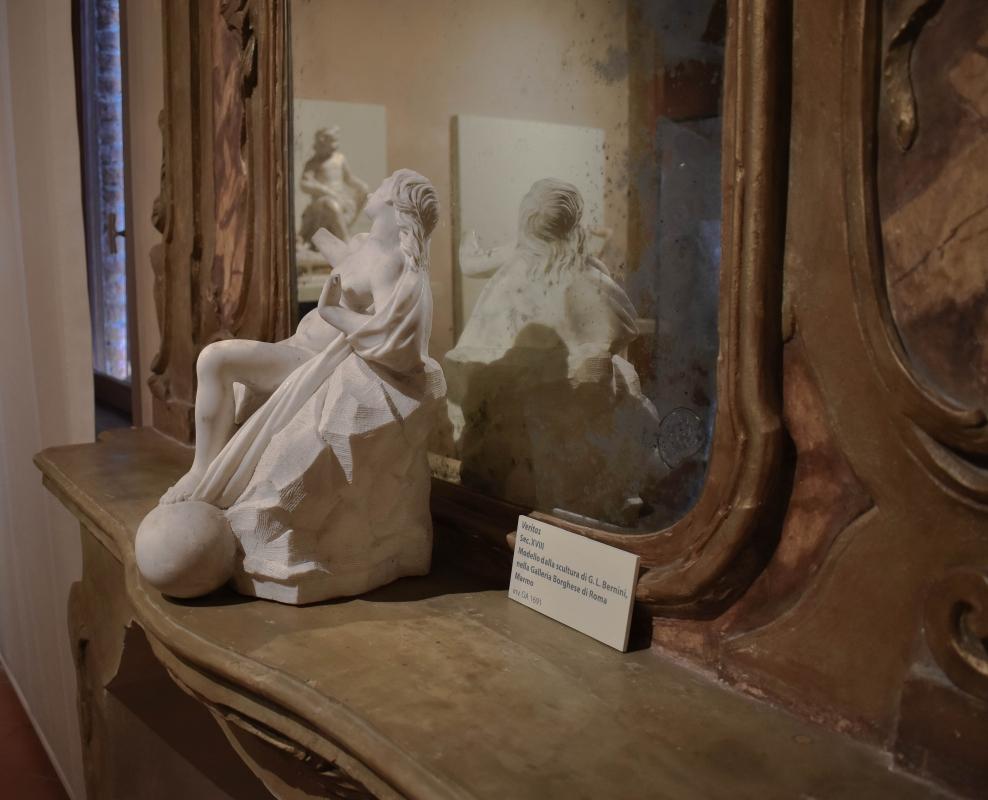 Veritas, collezione Riminaldi, Palazzo Bonacossi, Ferrara 01 - Nicola Quirico - Ferrara (FE)